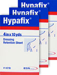 Smith & Nephew Hypafix Tape 4in x 10yd 4210 - 3-Pack