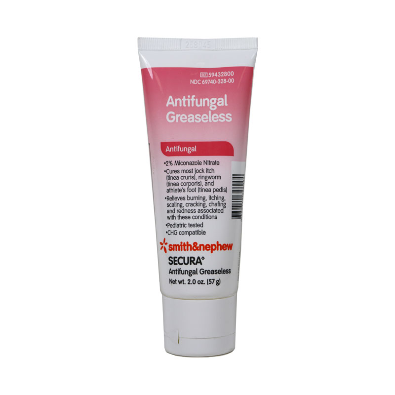 Smith and Nephew Secura Antifungal Cream 2oz Tube 59432800