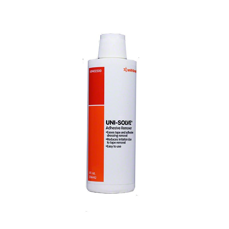 Smith and Nephew UniSolve Adhesive Remover 8 oz Bottle 59402500