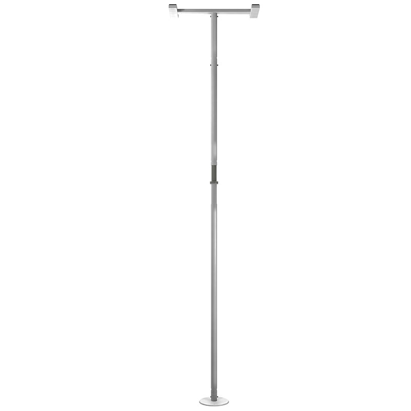 Standers Security Pole White