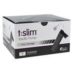 Tandem t:slim 3mL Cartridge With t:lock Box of 10