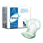 TENA Night/Super Pads, Green - 48/case
