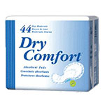 TENA Dry Comfort Day Pad, Moderate - 88/case