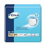 "TENA Protective Underwear, Plus Absorbency, 45""-58"", Large - 16/bag thumbnail"