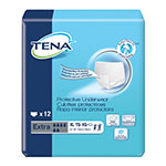 """TENA Protective Underwear, Extra Absorbency, 55""""-66"""", X-Large 12/bag thumbnail"""