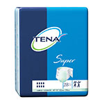 Tena Super Brief, Large Latex-Free Sold By Package 28/Each