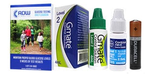 Diabetic Testing Accessories