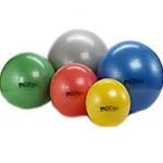 """Thera-Band Stability Trainer - 16"""" x 9"""" x 2"""" Soft Oval - Blue thumbnail"""