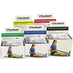Thera-Band Exercise Band Pack - Light 6ft Roll 3pc - Assorted Colors