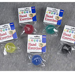 Thera-Band Hand Exerciser - Firm 8 lbs Pack of 24 - Blue