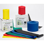 Thera-Band Latex-Free Resistance Band - Heavy 50 Yard Roll - Green