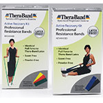 Thera-Band Resistance Band Activity Recovery Kit - Beginner Pack of 12