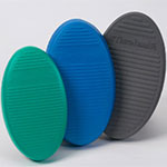 """Thera-Band Stability Trainer - 14.5""""x 8"""" x1.75"""" Firm Oval - Green thumbnail"""