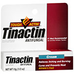 Tinactin Athletes Foot Cream 0.5oz thumbnail
