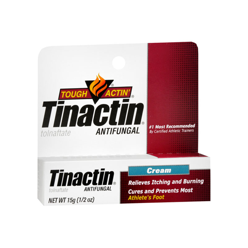 Tinactin Athletes Foot Cream 0.5oz - Pack of 3