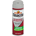 Tinactin Deodorant Powder Spray 4.6oz - Pack of 6