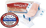 Tranquility TopLiner Booster Pad 14x4in - 25ct