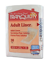 Tranquility Adult Liner 2078CA 1-Case