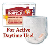 Tranquility Premium DayTime Abs Underwear Medium 34-48in 2105 4 Bag