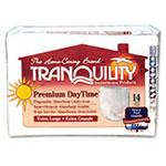 Tranquility Premium DayTime Absorbent Underwear, XL (48-66 inch) thumbnail