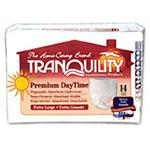 Tranquility Premium DayTime Absorbent Underwear, XL (48-66 inch)