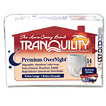 Tranquility Premium OverNight Absorbent Underwear, XL (48-66 inch) thumbnail