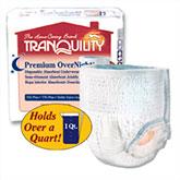 Tranquility XXL Premium Overnight Abs Underwear 2118 4/Bag
