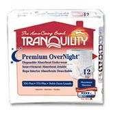 Tranquility XXL Premium Overnight Abs Underwear 2118CA 1/Case