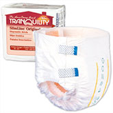 Tranquility SlimLine Brief X-Large 56-64 2134 6/Bag