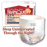 Tranquility ATN All-Through-the-Night Youth Brief 18-26 2183 10/Bag