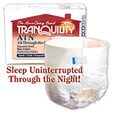 Tranquility ATN All-Through-the-Night Brief Small 24-32 2184 10/Bag