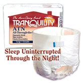 Tranquility ATN All-Through-the-Night Brief Large 45-58 2186 8/Bag