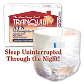 Tranquility ATN All-Through-the-Night Brief X-Large 56-64 2187 12/bag