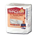 Tranquility XL + Bariatric Brief X-Large 64-90 2190CA 1/Case thumbnail