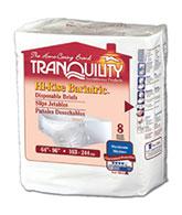 Tranquility Hi-Rise Bariatric Brief 64-96 2192CA 1/Case