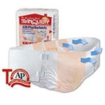Tranquility AIR-Plus Bariatric Brief 70-106 2195 8/Bag thumbnail