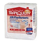 Tranquility AIR-Plus Bariatric Brief 70-106 2195CA 32/Case thumbnail