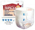 Tranquility Diaper Booster Pad 11-1/2x3-1/4 2770CA 1/Case thumbnail
