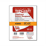 Tranquility ThinLiner Abs Sheets 20x22 3092CA 1/Case