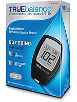 TRUEbalance Blood Glucose Monitoring System