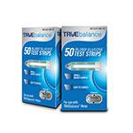TRUEbalance Glucose Test Strips Box of 100