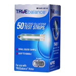 TRUEbalance Blood Glucose Test Strips (Box of 50) thumbnail