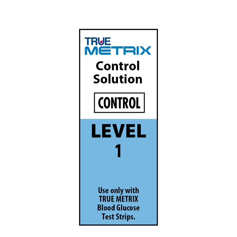 True Metrix Level 1 Low Control Solution 1 vial