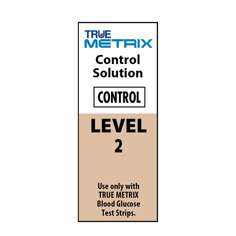 True Metrix Level 2 Medium Control Solution 1 vial