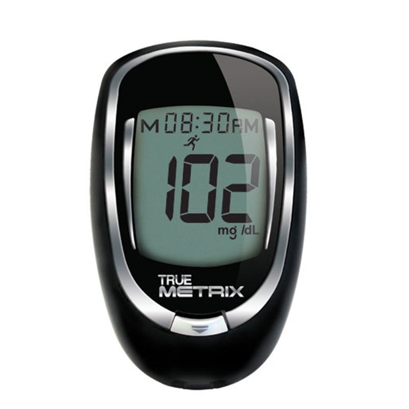 True Metrix Blood Glucose Meter
