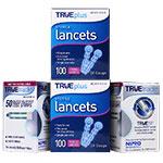 TRUEtrack Test Strips 500ct & 500 Lancets