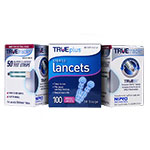 TRUEtrack Test Strips 100ct & 100 Lancets