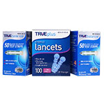 TRUEbalance Test Strips 100ct & 100 Lancets