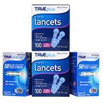 TRUEbalance Test Strips 500ct & 500 Lancets