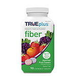 TruePlus Sugar Free Fiber Supplement Tablets Pack of 6